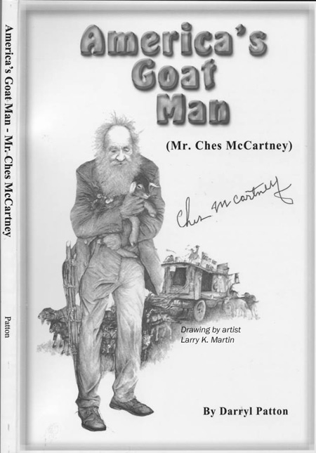 America's Goatman Book